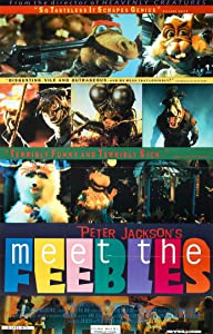 Absoutly free movie downloads Meet the Feebles Peter Jackson [720x400]