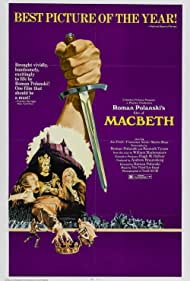 The Tragedy of Macbeth (1971) Poster - Movie Forum, Cast, Reviews