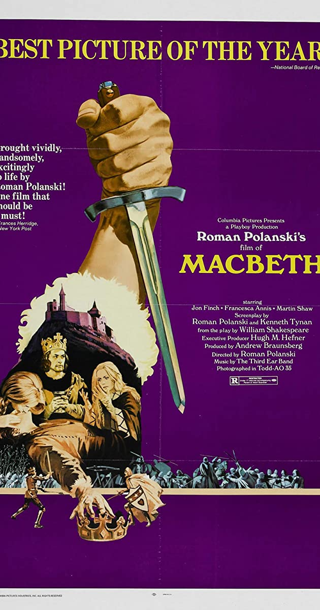 Macbeth 1971 Imdb