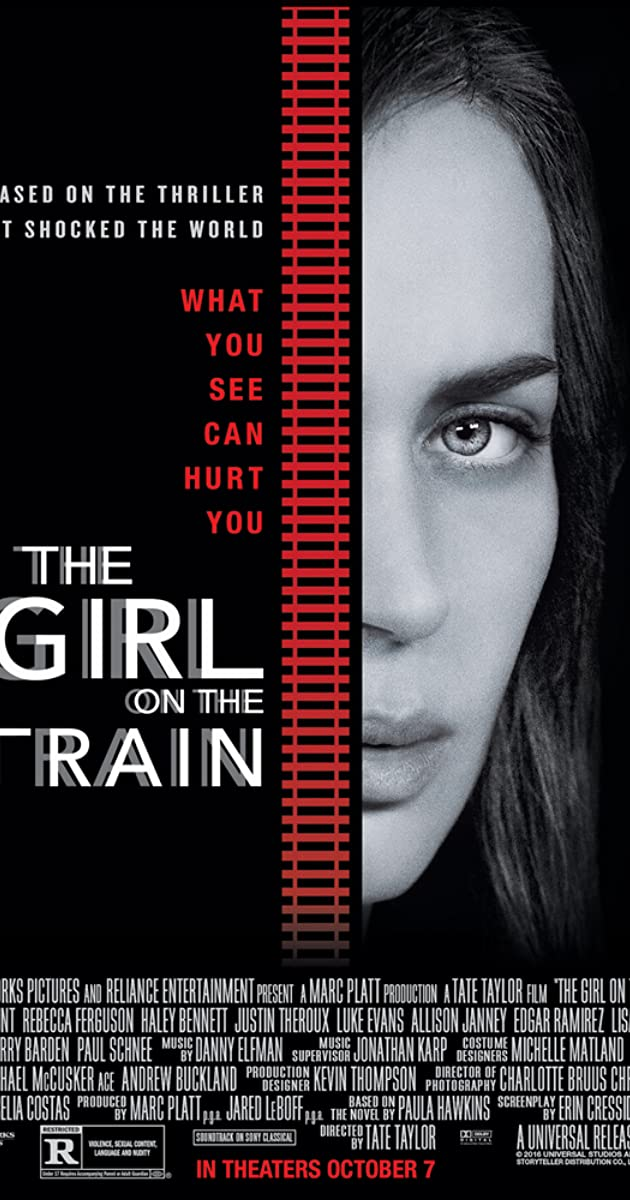 Cô Gái Trên Tàu – The Girl on the Train (2016)