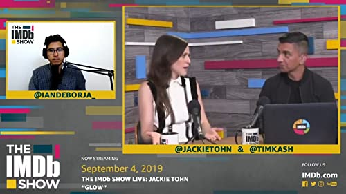 """Jackie Tohn's Favorite Thing About Working on """"GLOW"""""""