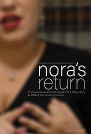 Nora's Return Poster