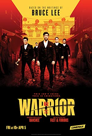 Warrior : Season 2 Complete AMZN WEBRip HEVC Per EP 200MB 720p | GDRive | [Episodes 10 Added]
