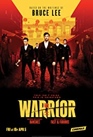 Warrior Poster - TV Show Forum, Cast, Reviews