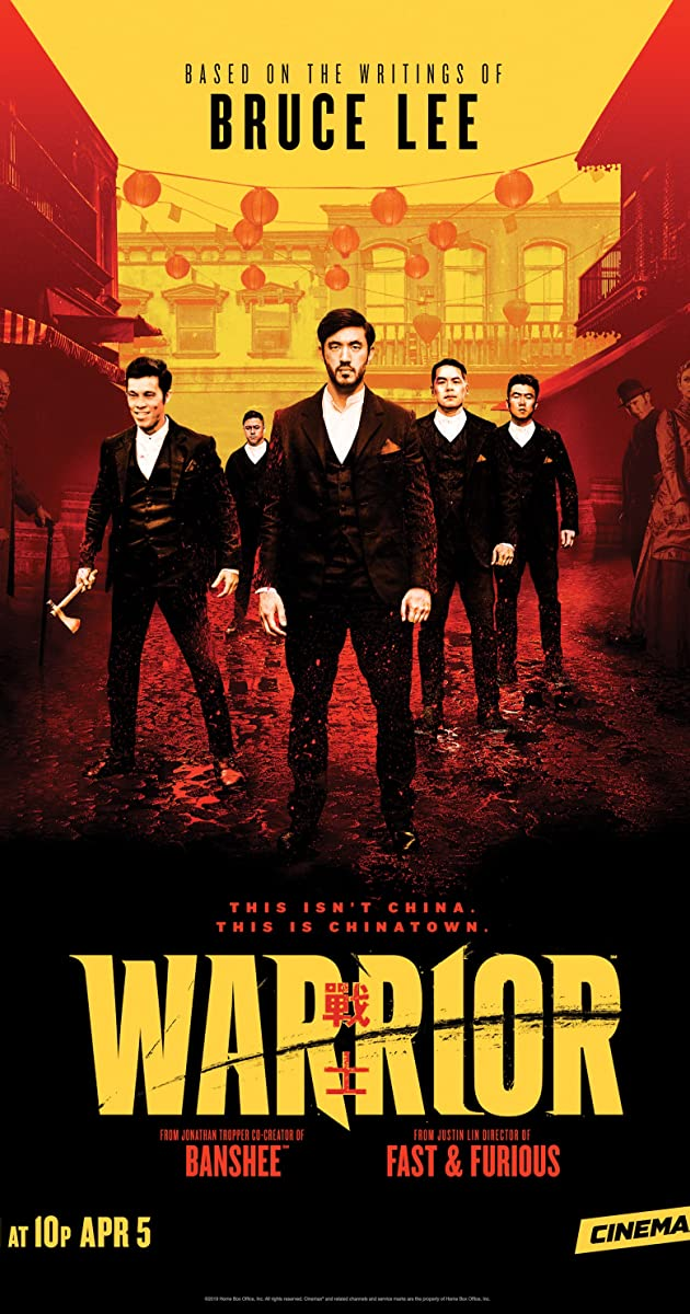 Download Warrior or watch streaming online complete episodes of  Season 1 in HD 720p 1080p using torrent