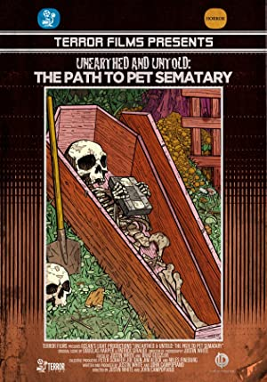 Where to stream Unearthed & Untold: The Path to Pet Sematary