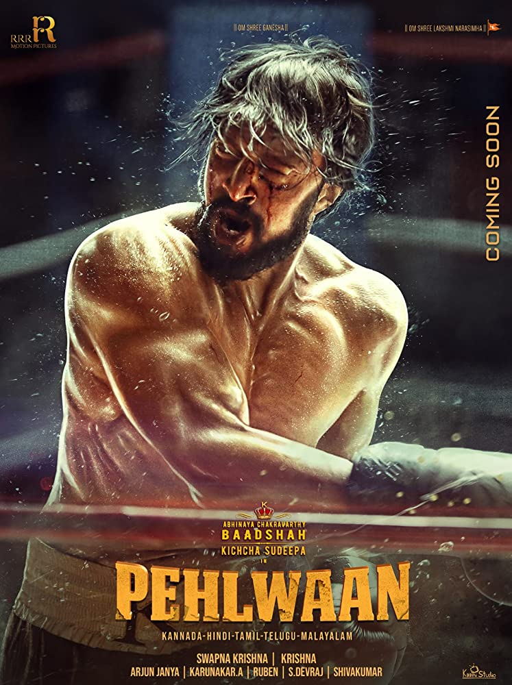 Pailwaan 2019 Hindi Dubbed 720p HDRip 1.3GB
