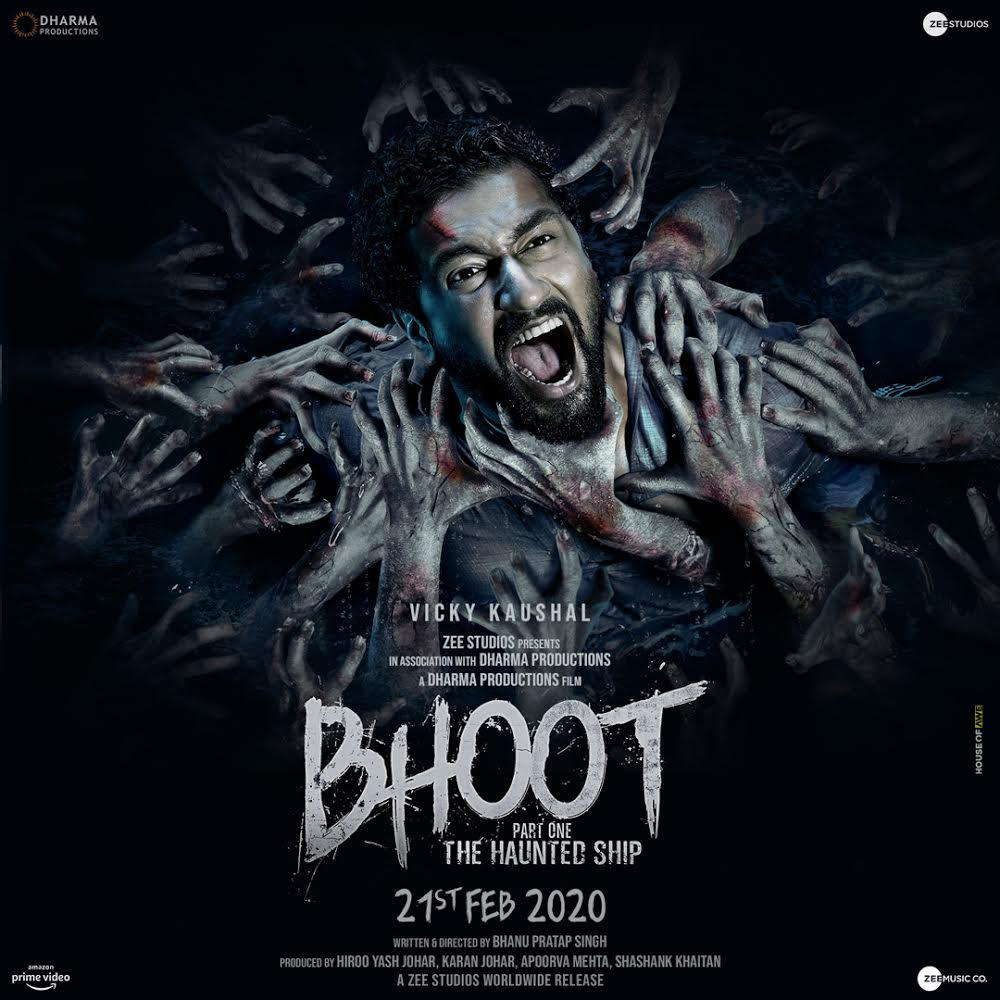 Bhoot: Part One–The Haunted Ship (2020) Hindi 720p Pre-DvDRip x265 AAC 700MB