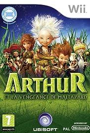 Arthur and the Revenge of Maltazard Poster
