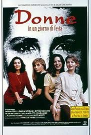 Donne in un giorno di festa Poster