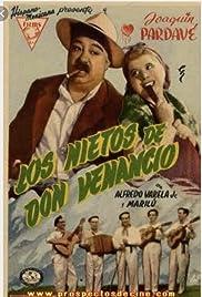 Los nietos de Don Venancio Poster