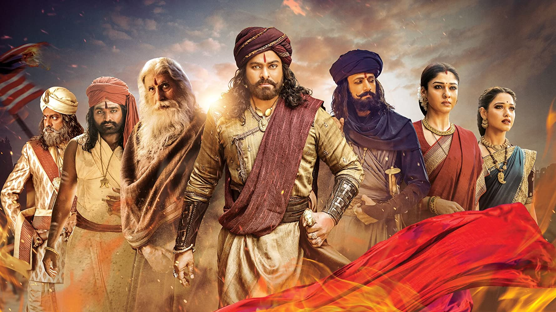 Sye Raa Narasimha Reddy (2019) Film Indian Online Subtitrat