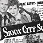 Gene Autry and Lynne Roberts in Sioux City Sue (1946)