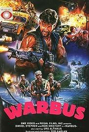 War Bus(1986) Poster - Movie Forum, Cast, Reviews