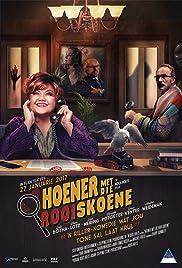 Hoener met die Rooi Skoene Poster