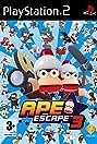 Ape Escape 3 (2005) Poster
