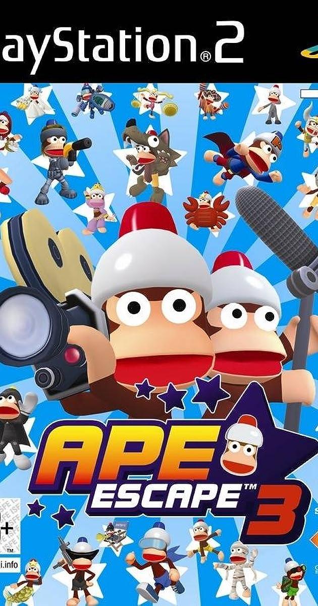 ape escape 2 ps2 iso