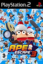 Ape Escape 3 Poster