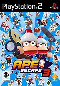 Ape Escape 3 movie download in hd