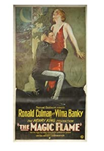 The Magic Flame by Fred Niblo