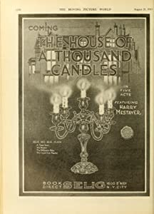 Legal movie downloads The House of a Thousand Candles by none [480x272]