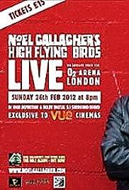 Download Noel Gallagher's High Flying Birds Live (2012) Movie
