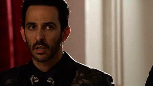 The Blacklist: Aram Is Rewarded With A Kiss