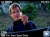 imdb roger moore bond