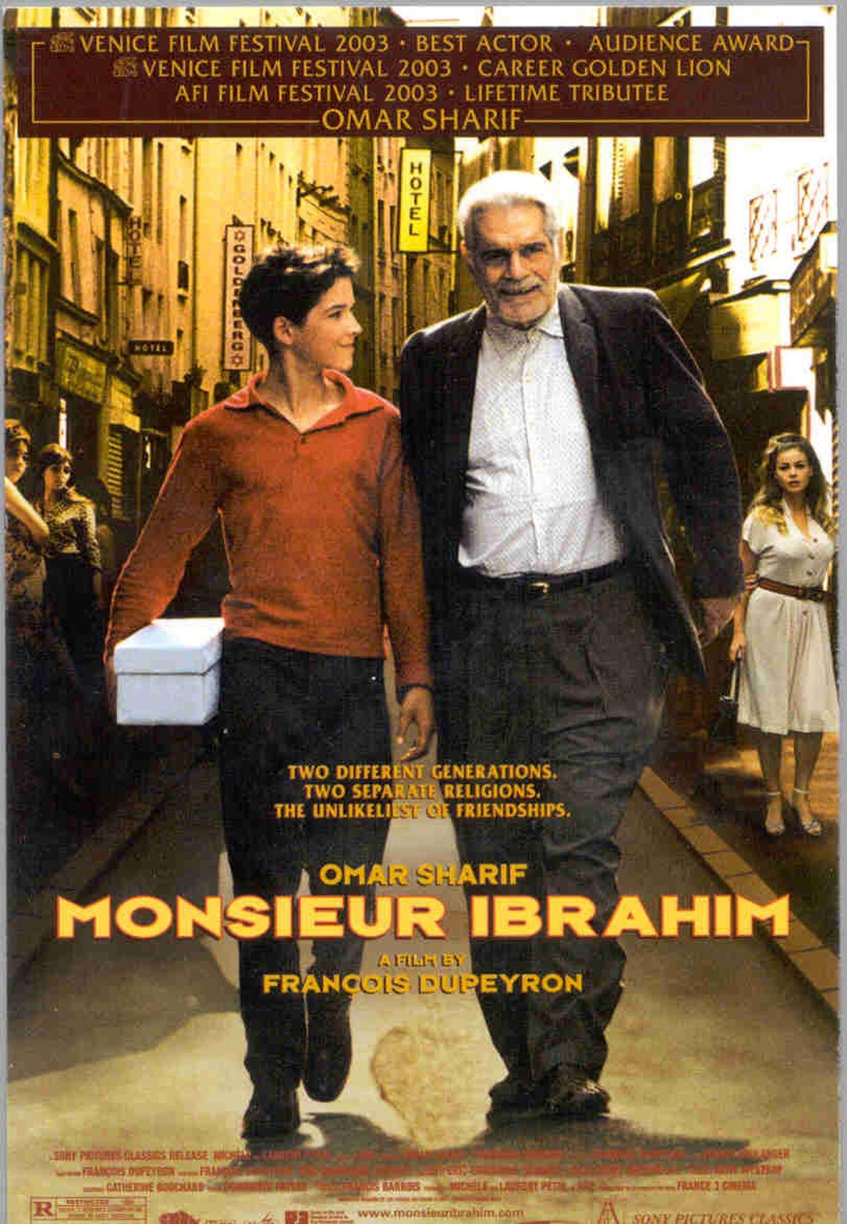 monsieur ibrahim und die blumen des koran deutsch
