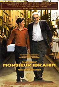 Monsieur Ibrahim et les fleurs du Coran (2004) Poster - Movie Forum, Cast, Reviews