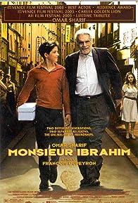 Primary photo for Monsieur Ibrahim