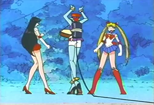 Sailor Moon: Back From The Future
