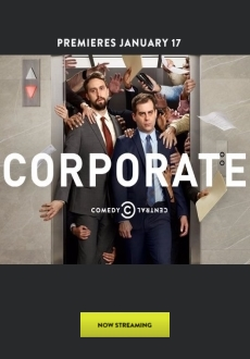 Korporacija (1 Sezonas) / Corporate Season 1