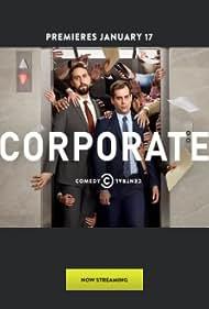Matt Ingebretson and Jake Weisman in Corporate (2018)