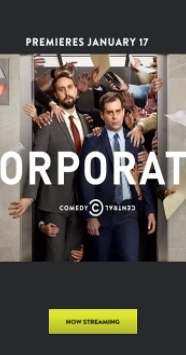 Corporate (TV Series 2018– ) - IMDb