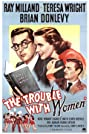 The Trouble with Women (1947) Poster