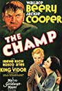 Wallace Beery, Jackie Cooper, and Irene Rich in The Champ (1931)