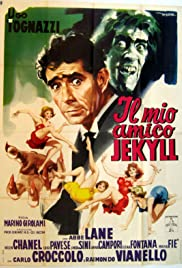 My Friend, Dr. Jekyll Poster