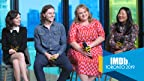 The life of Australian singer and activist Helen Reddy is brought to the big screen in 'I Am Woman,' courtesy of Tilda Cobham-Hervey, Evan Peters, Danielle Macdonald, and director Unjoo Moon. Dave Karger talks with the cast and filmmaker at IMDb at Toronto, Presented by Intuit QuickBooks.