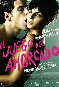 Clara Lago and Álvaro Cervantes in El juego del ahorcado (2008)