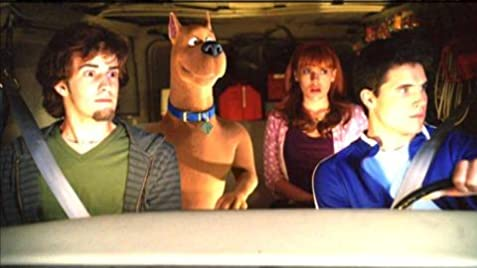 scooby doo curse of the lake monster movie