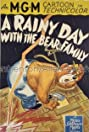 A Rainy Day with the Bear Family
