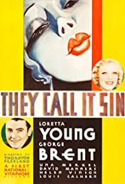 They Call It Sin(1932) Poster - Movie Forum, Cast, Reviews