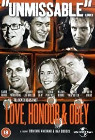 Primary photo for Love, Honor and Obey