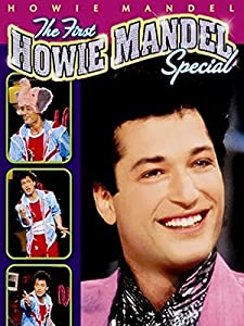 Adult downloads movies The First Howie Mandel Special [1280x720p]