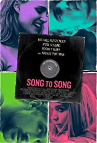 Natalie Portman, Ryan Gosling, Michael Fassbender, and Rooney Mara in Song to Song (2017)