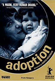 Adoption (1975) Poster - Movie Forum, Cast, Reviews