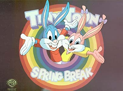 Tiny Toons Spring Break Janice Karman