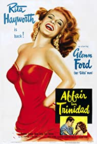 Affair in Trinidad (1952) Poster - Movie Forum, Cast, Reviews