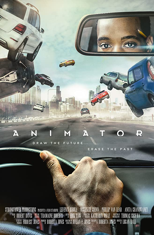 Animator 2018 English 720p HDRip 800MB ESubs